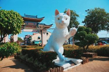 Melukis Kenangan di Kota Kuching