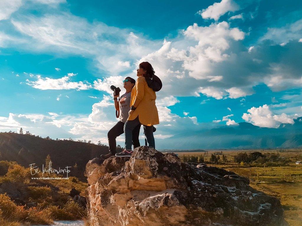 Pasir Putih keajaiban di Lembah Baliem