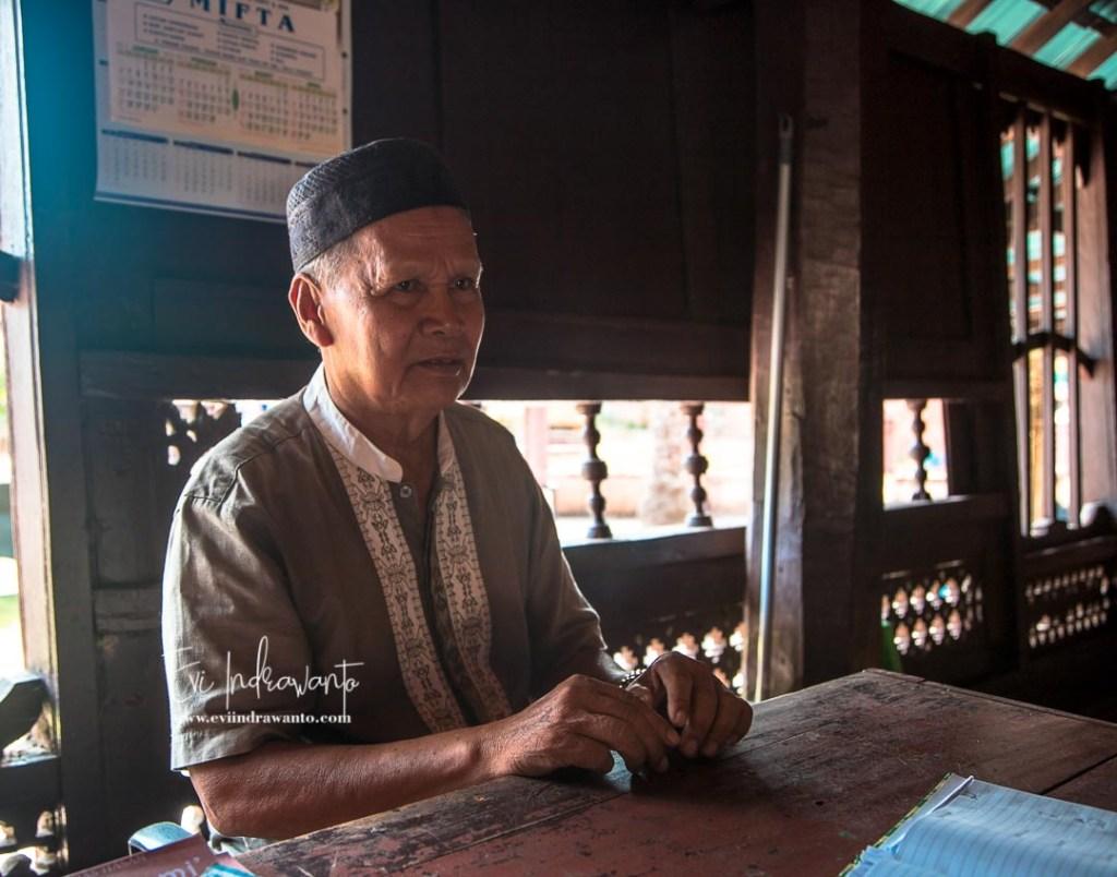 Bapak Amiruddin Khatib (Pak Udin)