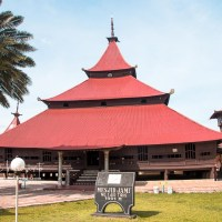 Masjid Jami Air Tiris Riau