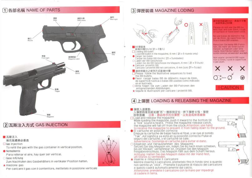 Walther Pps M2 Parts Diagram Reviewmotors