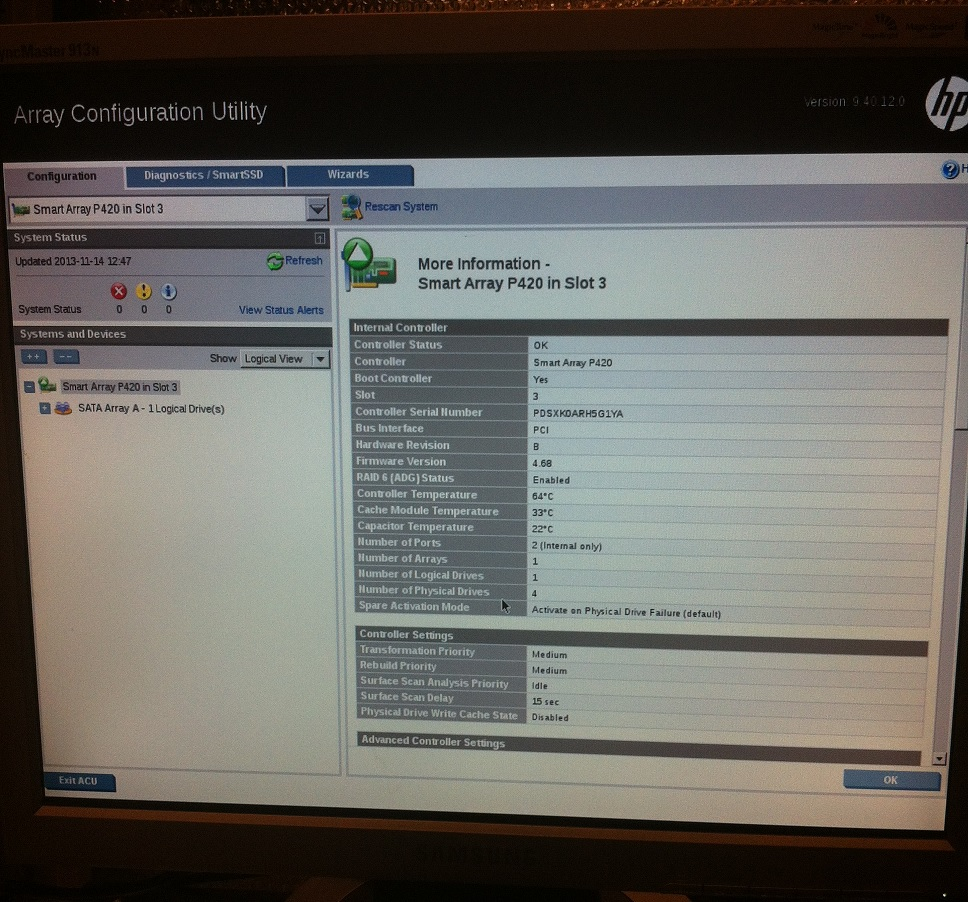 Hp Lights Out Online Configuration Utility