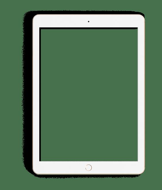 Diseño de Página Web, Tienda Online y Aplicaciones Web a medida en Écija - ipad