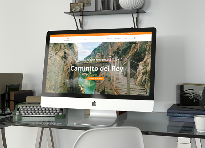 Caminito Travel en imac
