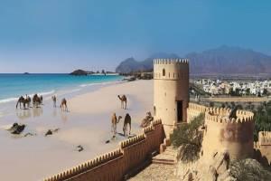 Forts du Sultanat d'Oman le pays des mille et une nuit