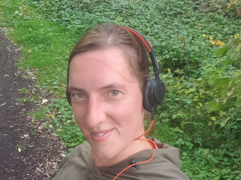 Sporten: joggen in de natuur