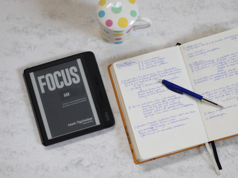 Focus Aan/uit vier grote concentratielekken