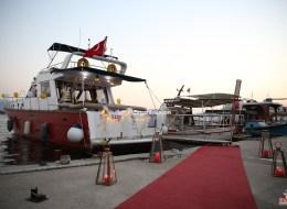 Teknede Sürpriz Doğum Günü Organizasyonu İzmir