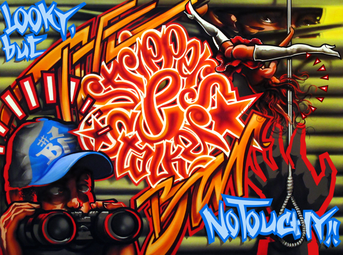 Stripper & Stalker Bar