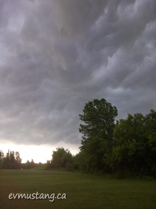 image of a stormy sky