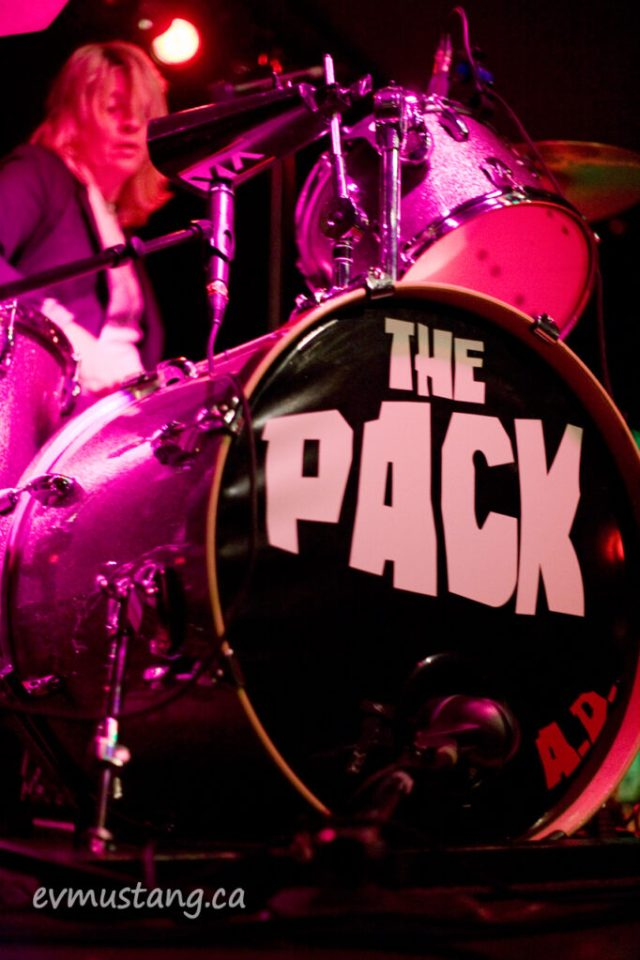image of maya miller of the pack ad