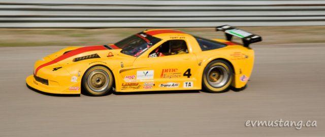 image of trans am car race