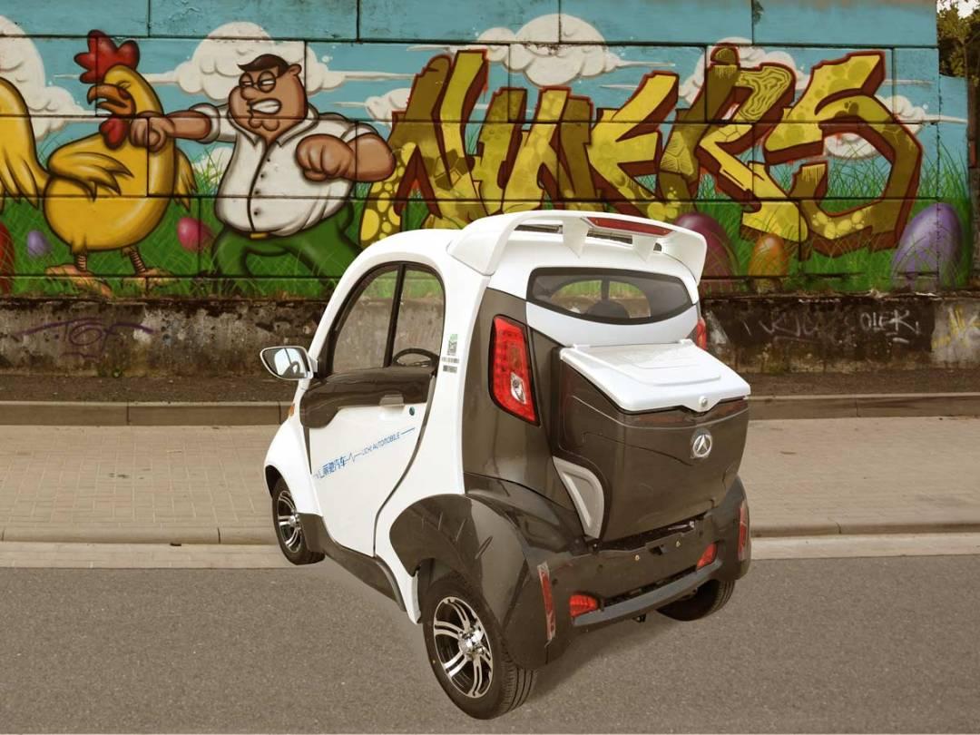 billiges elektroauto