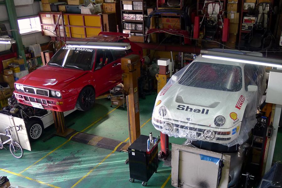 autosport iwase tokyo japan