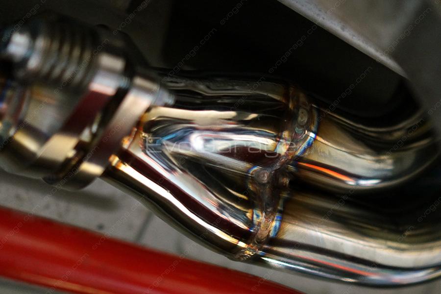 Honda NSX Mugen Exhaust Manifold