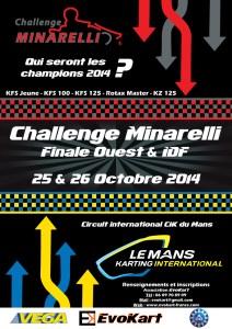 Finale challenge minarelli 2014