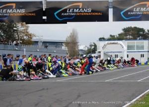 Départ 6 Heures du Mans 2015
