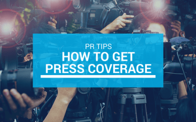PR Tips: How To Get Press For Your Business