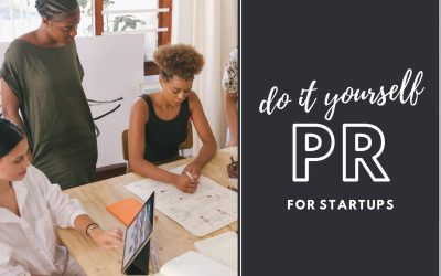 DIY Public Relations For Startups