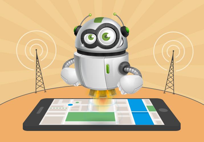 Mobile App Bot