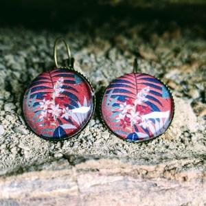 Evol bijoux Les boucles rondes Mexique