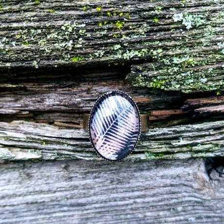 les ovales bronze bague palmier evol bijoux (2)