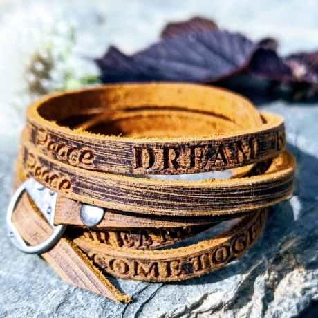 Gamme ma déclaration bracelet cuir homme femme (3)