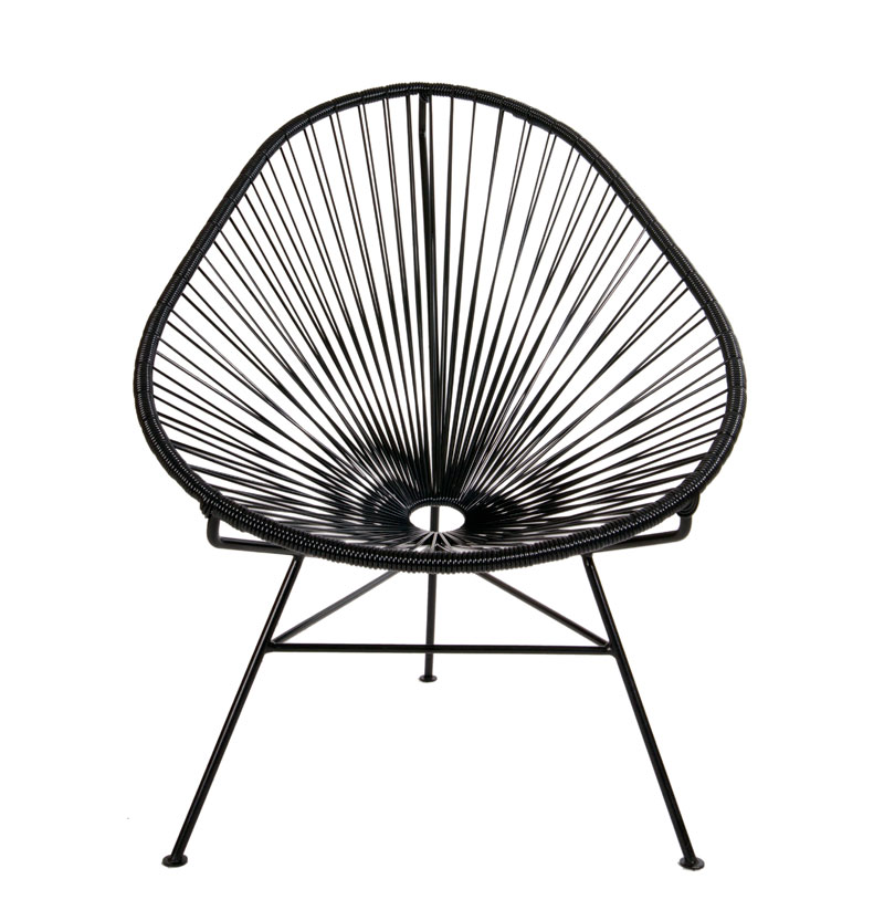 Re Engineering A 1950s Classic The Acapulco Chair