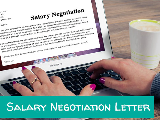 Salary Negotiation letter writing