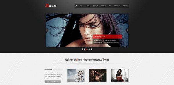 Premium WordPress Themes by ThemeForest