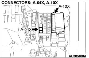 ralliart stock fog light wiring diagram  EvolutionM
