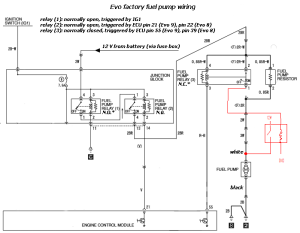 fuel pump wire with highlow voltage circuit  Page 9