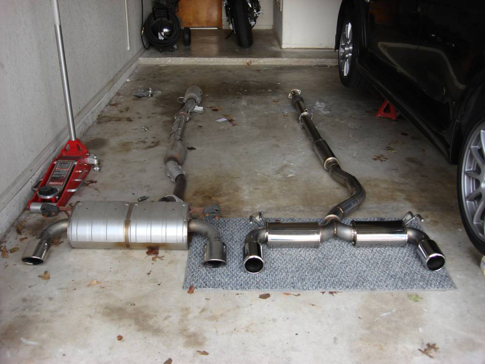 ets v2 exhaust review evolutionm