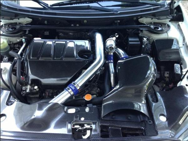 Good looking engine bays - EVO X style! - Page 25 ...