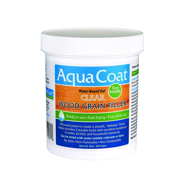 AquaCoat Grain Filler
