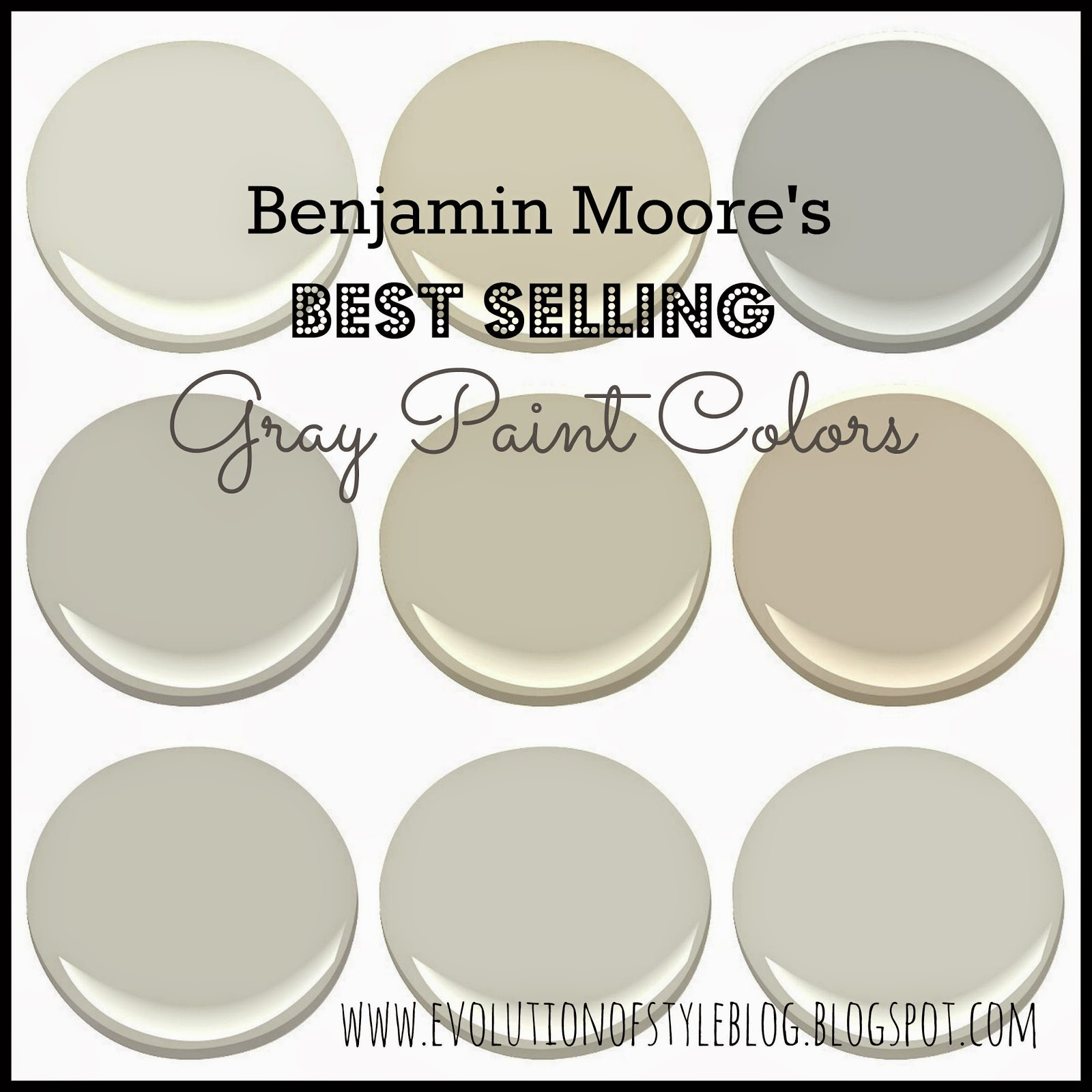 Benjamin Moore S Best Selling Grays Evolution Of Style,Barefoot Contessa Meatloaf Video