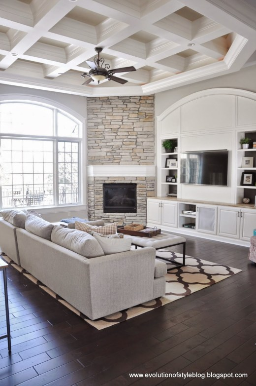 How to Reface Your Fireplace with Stone Veneer