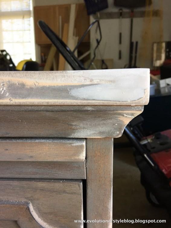 How to repair wood furniture