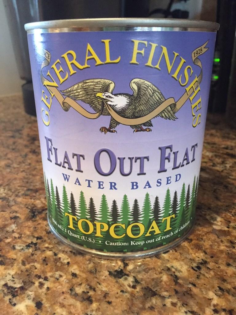 flat out flat