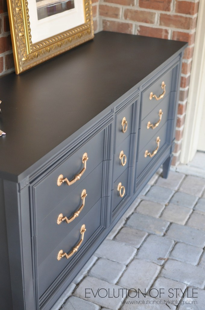Amy Howard Painted Dresser