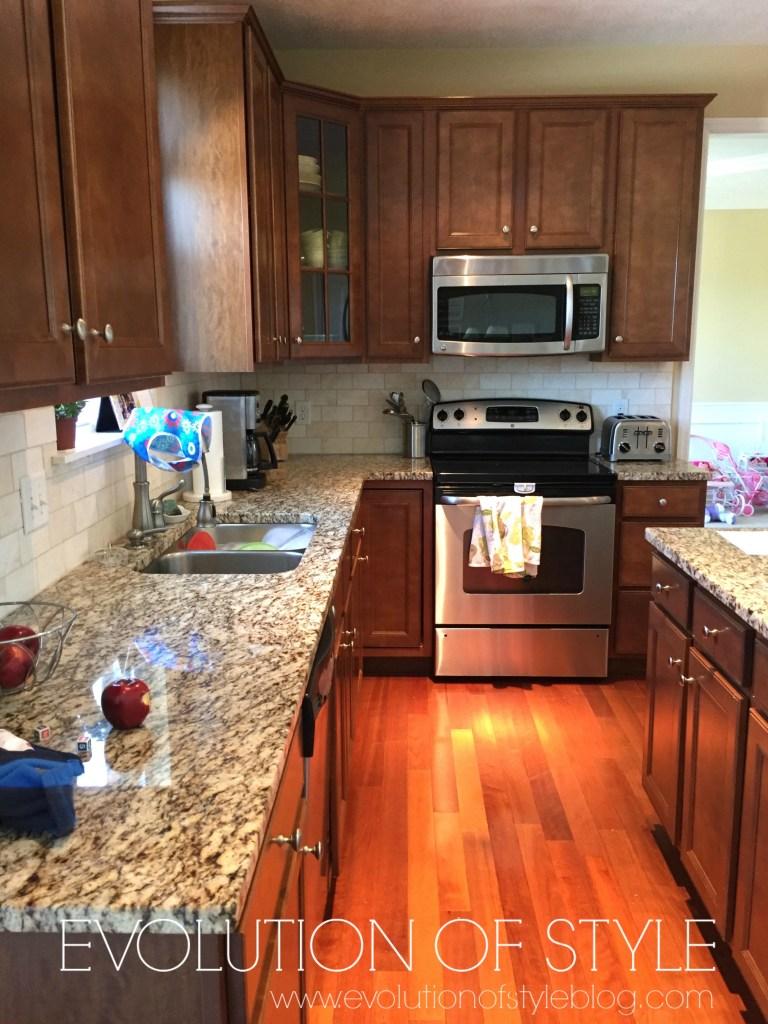 krella kitchen before