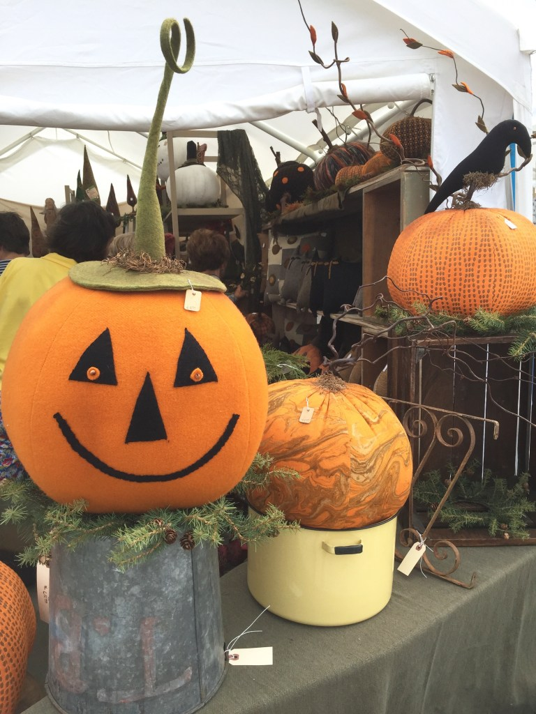 Country Living Fair Pumpkins