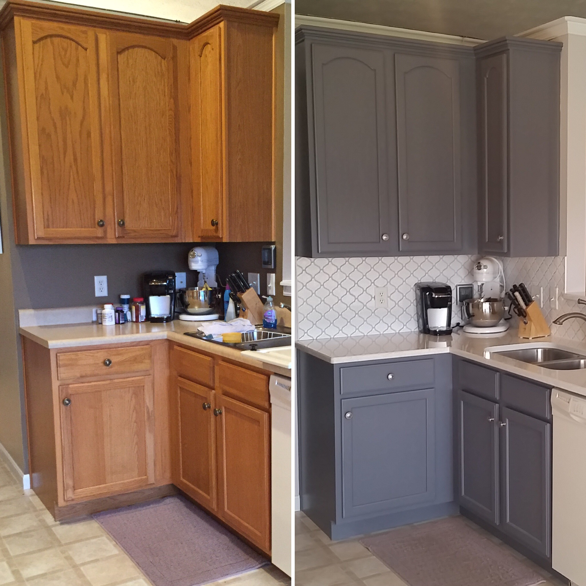 painted kitchen cabinets & painted kitchen cabinets Archives - Evolution of Style