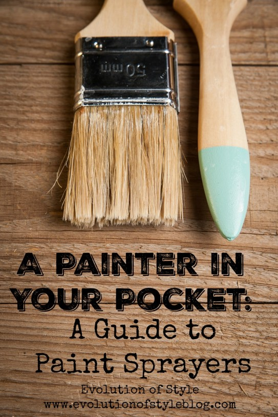 A Guide to Paint Sprayers