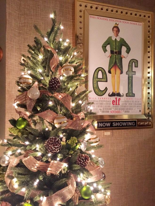 Elf Christmas Tree