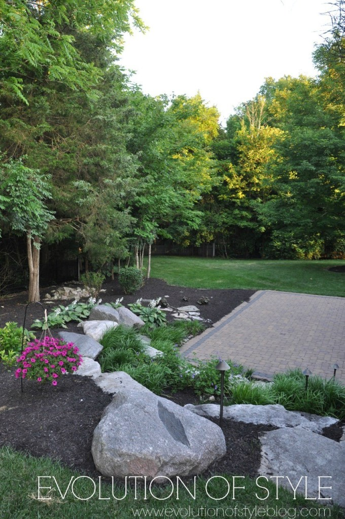 Exterior Patio Landscaping