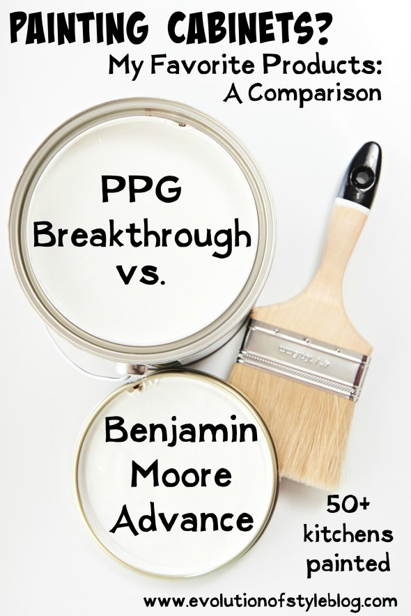 Groovy Painting Cabinets Benjamin Moore Advance Vs Ppg Interior Design Ideas Tzicisoteloinfo