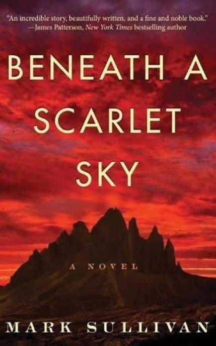 Favorite Books of 2017: Beneath a Scarlet Sky