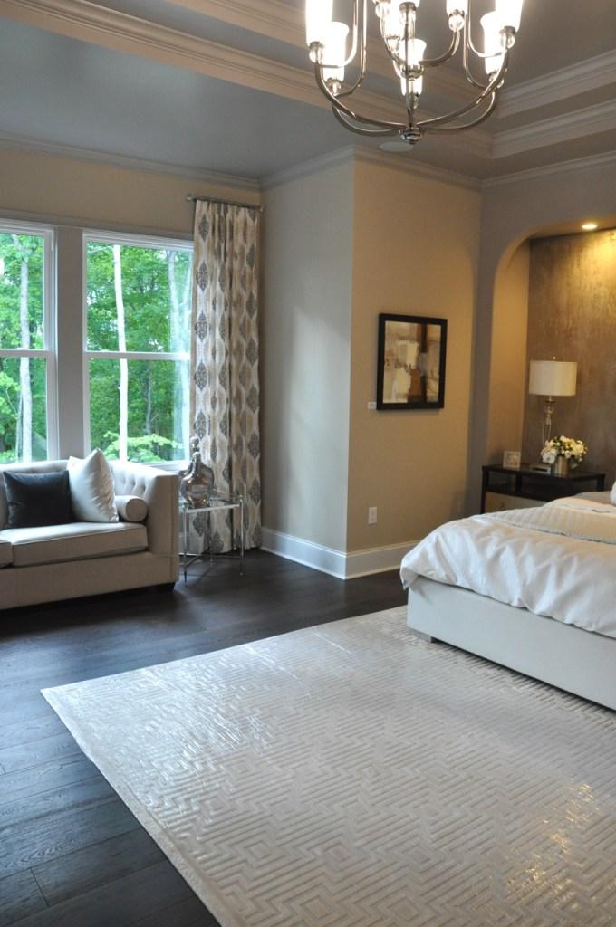 Homearama 2017 - Master Bedroom