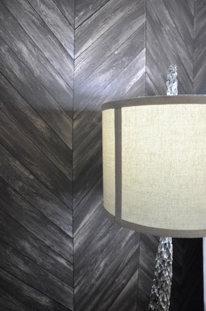 Homearama 2017 - Wood Wallpaper